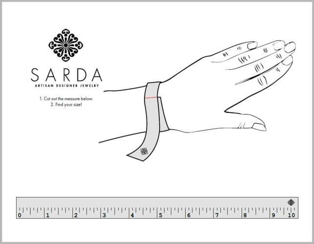 Sarda measuring tape